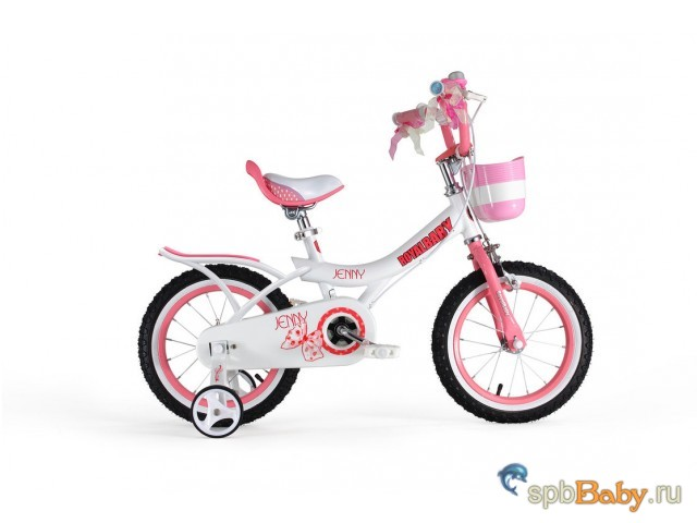 Детский велосипед Royal Baby Princess Jenny Girl Steel 20