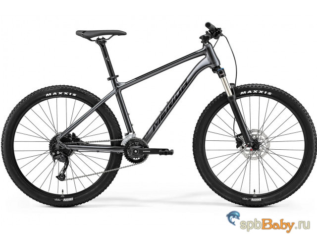 Горный велосипед Merida Big.Seven 100 3x Рама:L(19 ) Antracite/Black