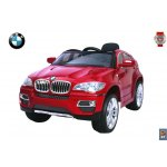 Электромобиль R-Toys BMW X6 12V R/C red metallic