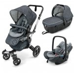 Concord Neo Travel Set с люлькой Sleeper и автокреслом Air (3в1)