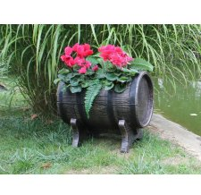 Бочонок для растений (Planter Barrel Swing S) 320х310
