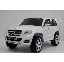 Электромобиль RiverToysMercedes-Benz белый
