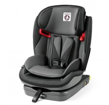 Автокресло Peg-Perego Viaggio 1-2-3 Via Isofix Crystal Black