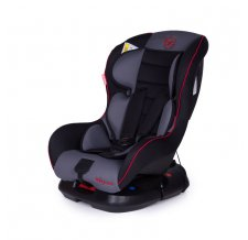 Автокресло Baby Care Rubin (0-18 кг) Black/Grey 1023