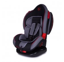 Автокресло Baby Care Polaris ISOFIX (9-25 кг) Black/Grey 1023