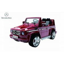Электромобиль R-Toys Mercedes-Benz AMG Red